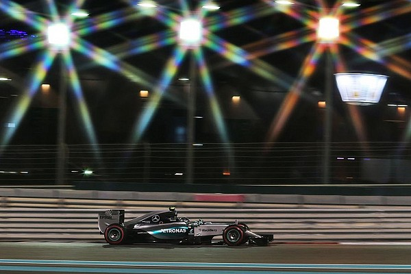 Formula 1 Abu Dhabi GP: Rosberg back on top in FP2 as Perez shines