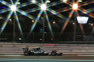 Formula 1 Practice report Abu Dhabi GP: Rosberg back on top in FP2 as Perez shines