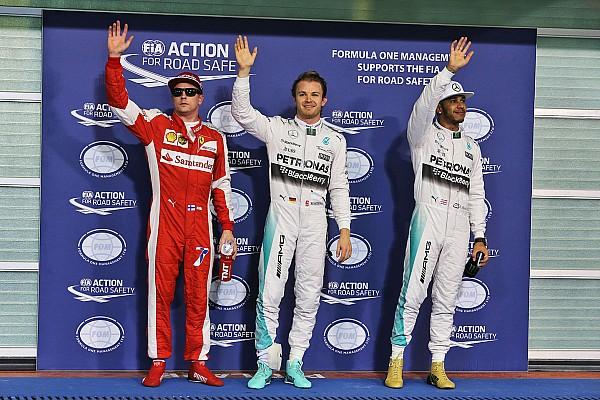 Fórmula 1 Relato de classificação Imbatível, Rosberg crava sexta pole seguida; Massa é 8º