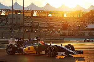 Formula 1 Qualifying report Sauber's Nasr will start the night race at Yas Marina from 14th, no Q2 for Ericsson