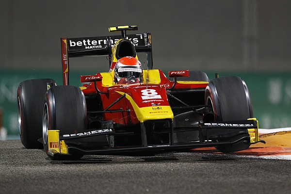 GP2 Alexander Rossi is 2015 GP2 Series Vice Champion