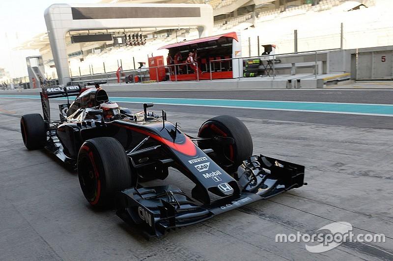 阿布扎比轮胎测试:GP2年度冠军范多恩最快