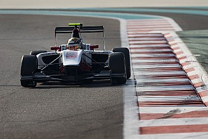 GP3 Testing report Leclerc retakes top spot on Day 3 of Yas Marina test