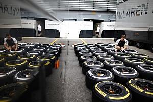 Formula 1 Breaking news Friday deadline for first 2016 F1 tyre choices