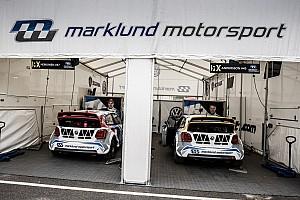 WK Rallycross Nieuws Kristoffersson en Marklund in nieuw Volkswagen RX Sweden Team