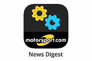 General Motorsport.com news Motorsport.com Launches News Digest Mobile App