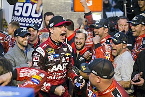 NASCAR Sprint Cup Special feature Top Stories of 2015; #5: Jeff Gordon's emotional final NASCAR season