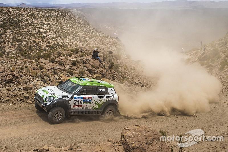 Erik van Loon gaat voor Dakar-podium: 'Het kan zeker'