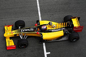 Formula 1 Interview Renault has