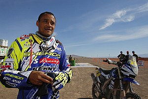 Dakar Stage report Sherco TVS end stage two on high, Santosh struggles