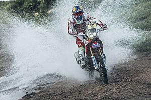 Dakar Stage report Dakar Bikes, Stage 3: Barreda bounces back to take overall lead