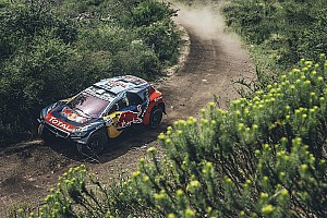 Dakar Prüfungsbericht Rallye Dakar: Sebastien Loeb holt dritten Etappensieg