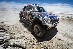 Dakar Stage report Two MINI ALL4 Racing in the top ten