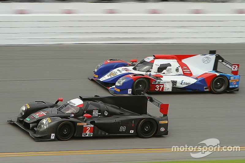 Honda Prototype sets fastest lap in final minutes of Roar Before The Rolex 24