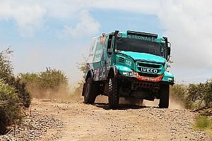 Dakar Interview De Rooy surprised with Dakar lead