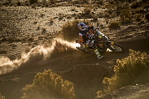Dakar Breaking news Price laments stage cancellation