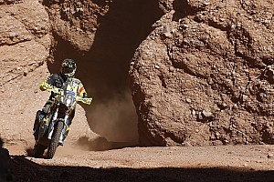 Dakar Stage report Dakar Bikes, Stage 10: Svitko bags maiden win, Price still leads