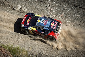 Dakar Stage report Dakar Cars, Stage 10: Peterhansel leads, drama for Sainz, Al-Attiyah