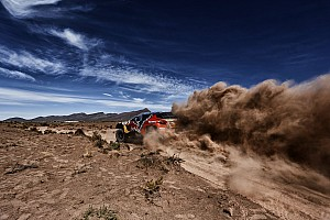Dakar Analysis Analysis: The fight between Peugeot and Mini is far from over