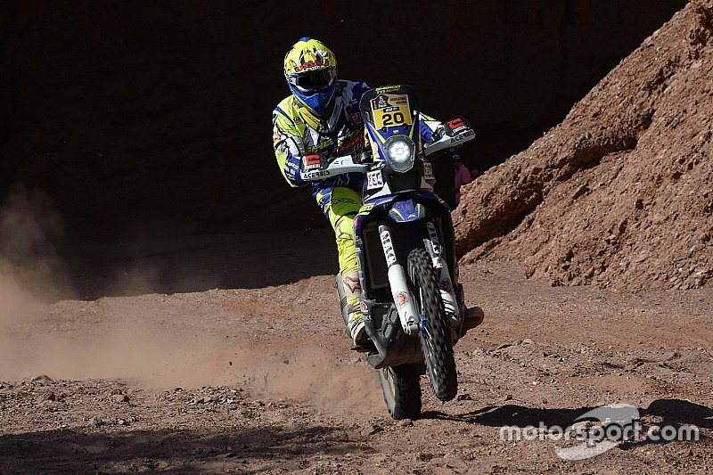 Sherco TVS on recovery mode in final stages