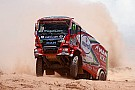 Dakar Versluis fatura estágio e de Rooy aumenta diferença