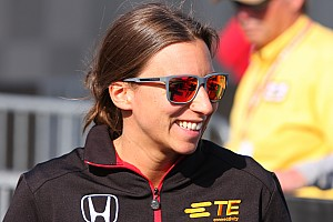 IndyCar Breaking news Simona De Silvestro – Interested in IndyCar but focused on Formula E