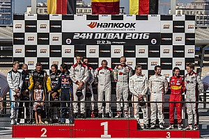 Endurance Race report Belgian Audi Club Team WRT wins 24H Dubai