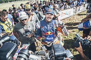 Dakar Résultats Catégorie moto - Le classement final