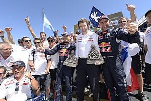 Dakar Actualités Bruno Famin - Peugeot doit progresser côté fiabilité