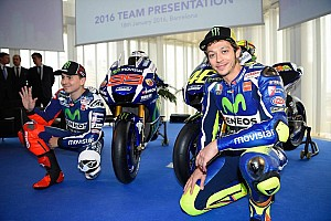 "MotoGP Breaking news Yamaha calls for ""respect"" between Lorenzo and Rossi"