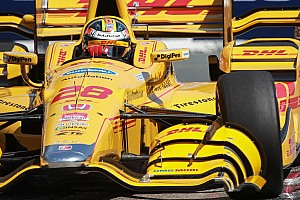 IndyCar Breaking news Andretti Autosport impressed with Honda's 2016 upgrades