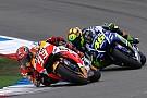 Marquez beëindigt merchandisecontract met bedrijf van Rossi