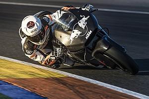 MotoGP Breaking news De Puniet, Luthi join KTM MotoGP test team