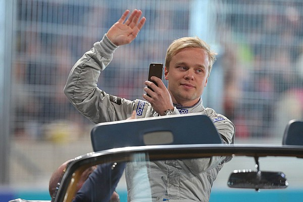 Indy Lights Breaking news Felix Rosenqvist to test Indy Lights car again