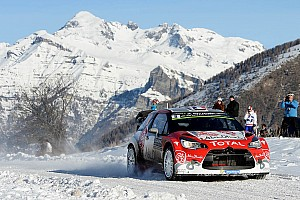 WRC Stage report Rallye Monte-Carlo Day3: Stéphane Lefebvre takes over from Kris Meeke
