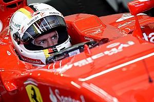 Formula 1 Breaking news Vettel urges caution over Marchionne's Australian GP ambitions