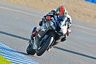 World Superbike Sykes ends Jerez pre-season WSBK test on top