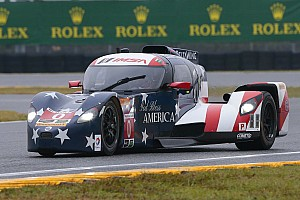 IMSA Practice report DeltaWing: Weather forces a strategic decision