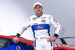 WEC Breaking news Ford Chip Ganassi Racing: Introducing Andy Priaulx – video