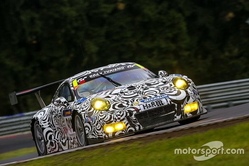 Walkinshaw to run factory-backed Porsche