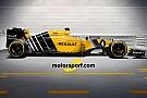 Wat wordt de definitieve livery van Renault?