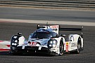 WEC Porsche and the 919 Hybrid title defenders in the WEC and at Le Mans