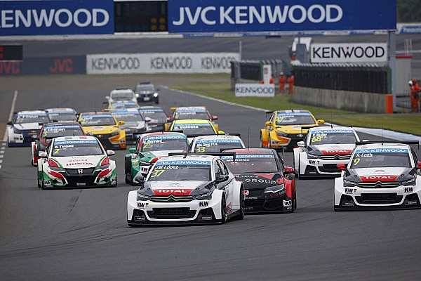 WTCC Breaking news WTCC issues amended 2016 calendar