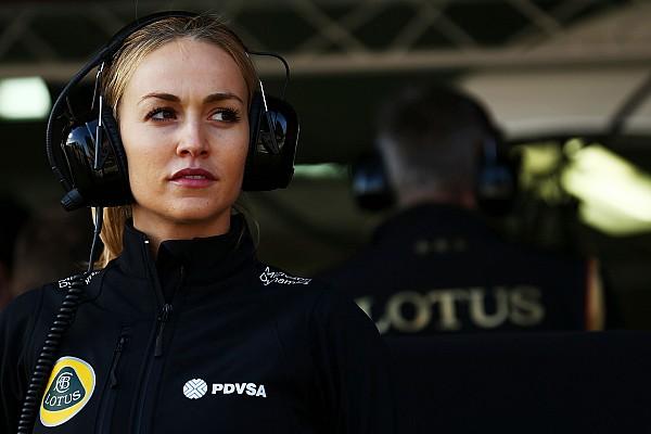 Fórmula 1 Últimas notícias Jordá nega ser 12 segundos mais lenta em simulador