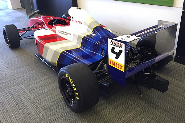 Formula 4 U.S. F4 chassis homologated by the FIA