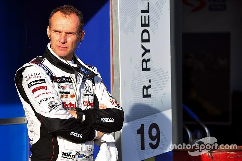 前BTCC和澳门F3冠军里卡德·瑞戴尔宣布退役
