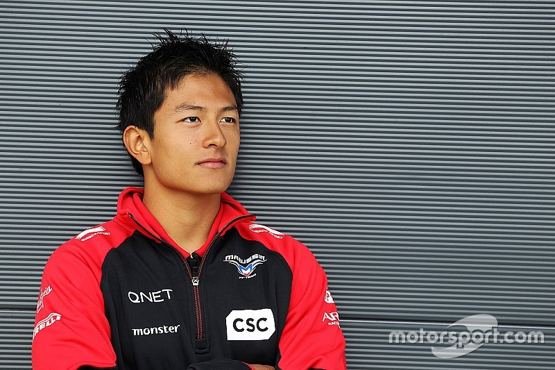 Haryanto confirmed for 2016 Manor F1 seat