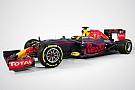 红牛F1发布RB12赛车