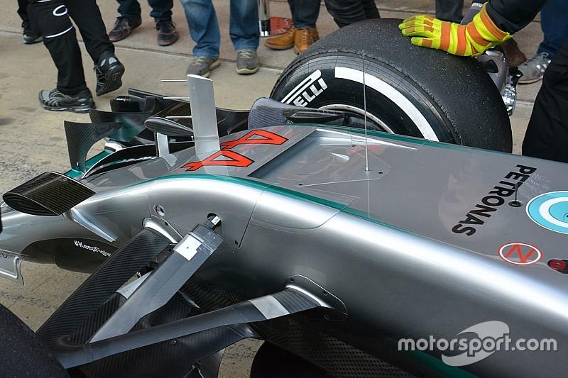 Mercedes: Neue Formel-1-Nase nicht renntauglich?