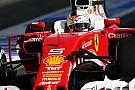 F1巴塞罗那测试最后一日: 法拉利依然最快